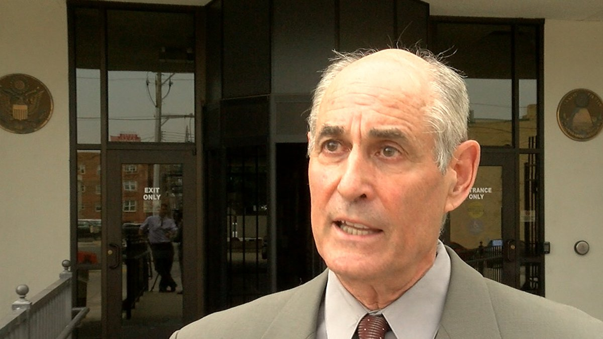 Plaintiff's attorney Stephen Pevar.