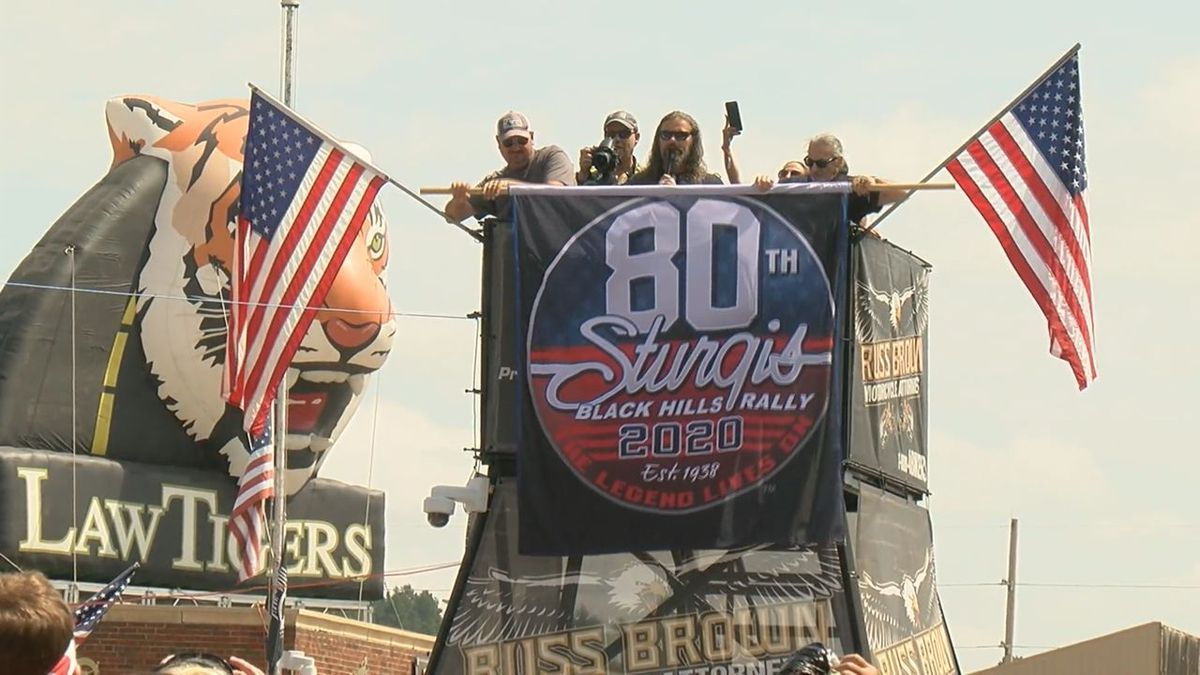 The Sturgis Motorcycle Rally is revving up giving some homeowners the chance to rent out their space.