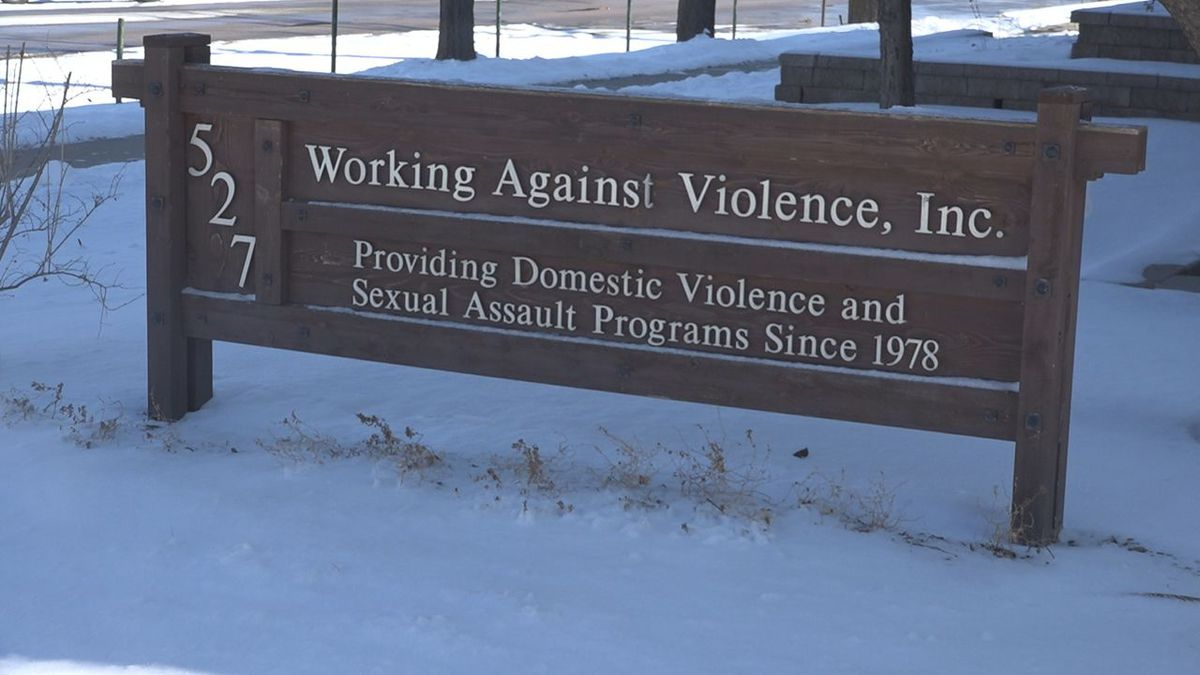 If someone is a victim or knows someone who is experiencing domestic violence or sexual assault, working against violence is a good resource. (KOTA)