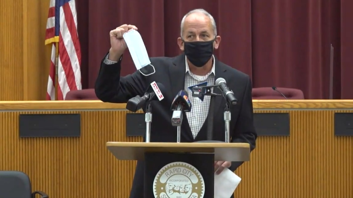 Rapid City hasn't made a call yet. Allender is calling a Common Council meeting Thursday to...