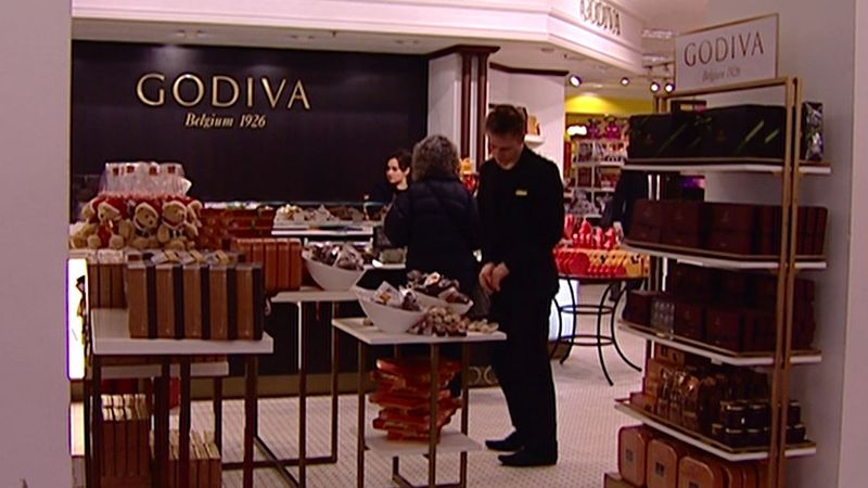By the end of March, chocolate lovers in the U.S. will have three choices to buy Godiva: order...
