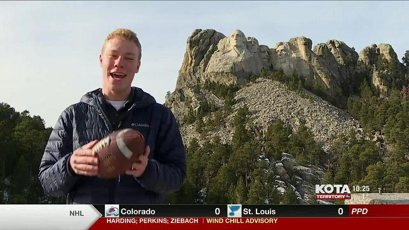 Mount Rushmore Super Bowl