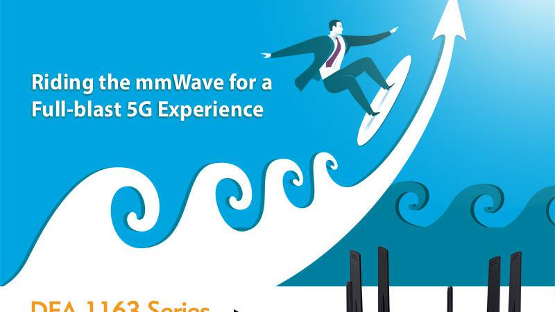 Riding the mmWave for a Full-blast 5G Experience: NEXCOM offers a unique uCPE white-box for...