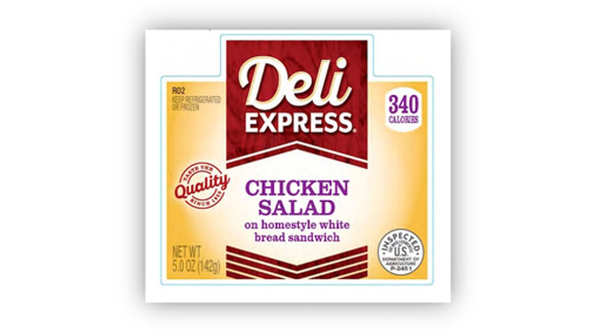 A chicken recall triggered by possible listeria contamination has been expanded. (Source: USDA/CNN)