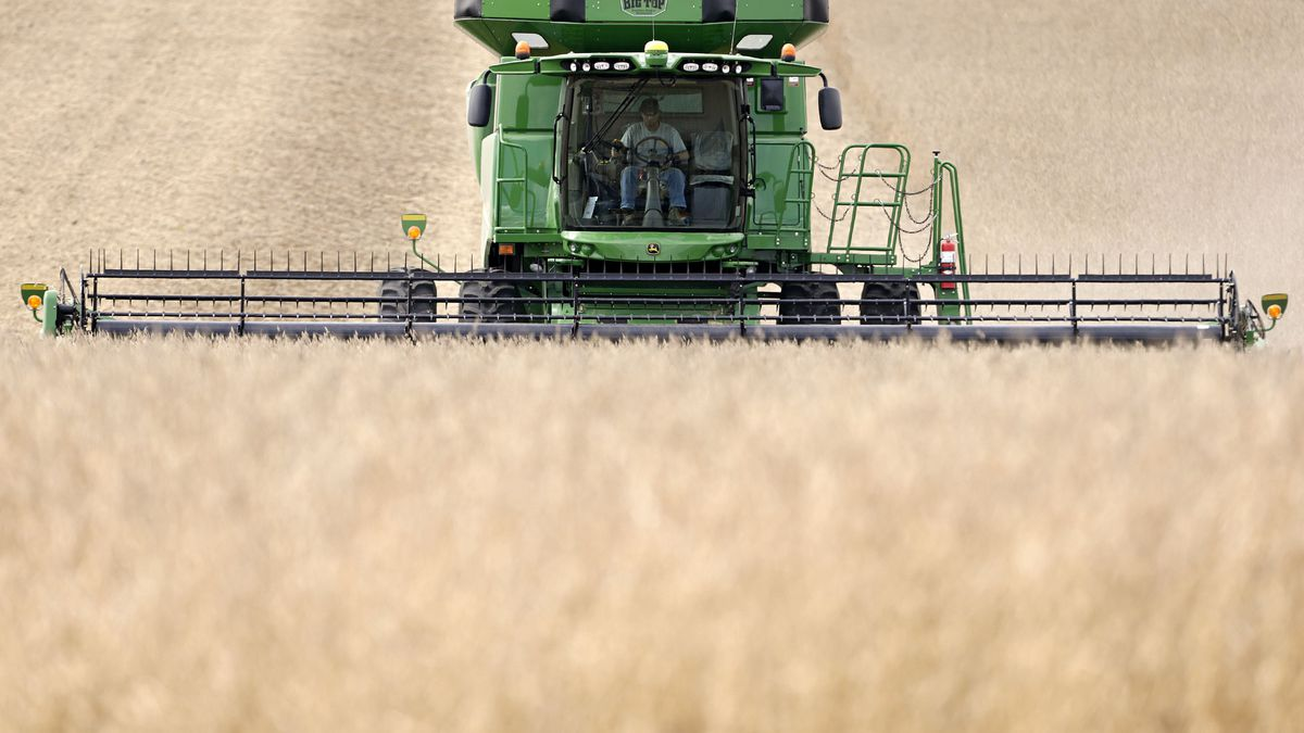 The USDA says more than 14,000 applications were approved in South Dakota.