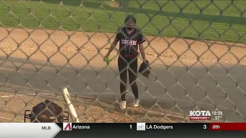 9-13 sturgis softball