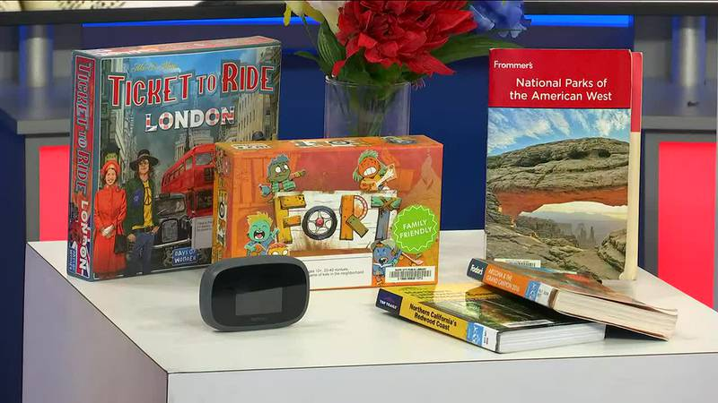 Rapid City Public Library can help you plan your next trip