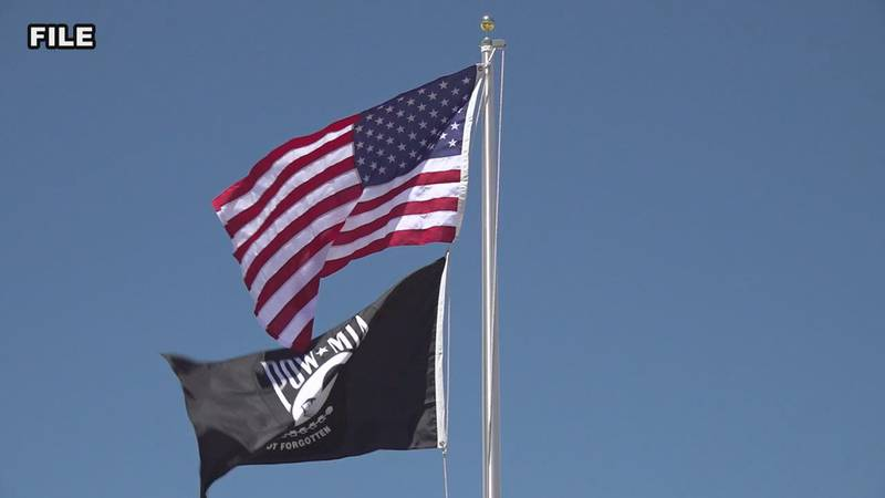 From proudly displaying presidents on street corners to the support of our troops, Rapid City...
