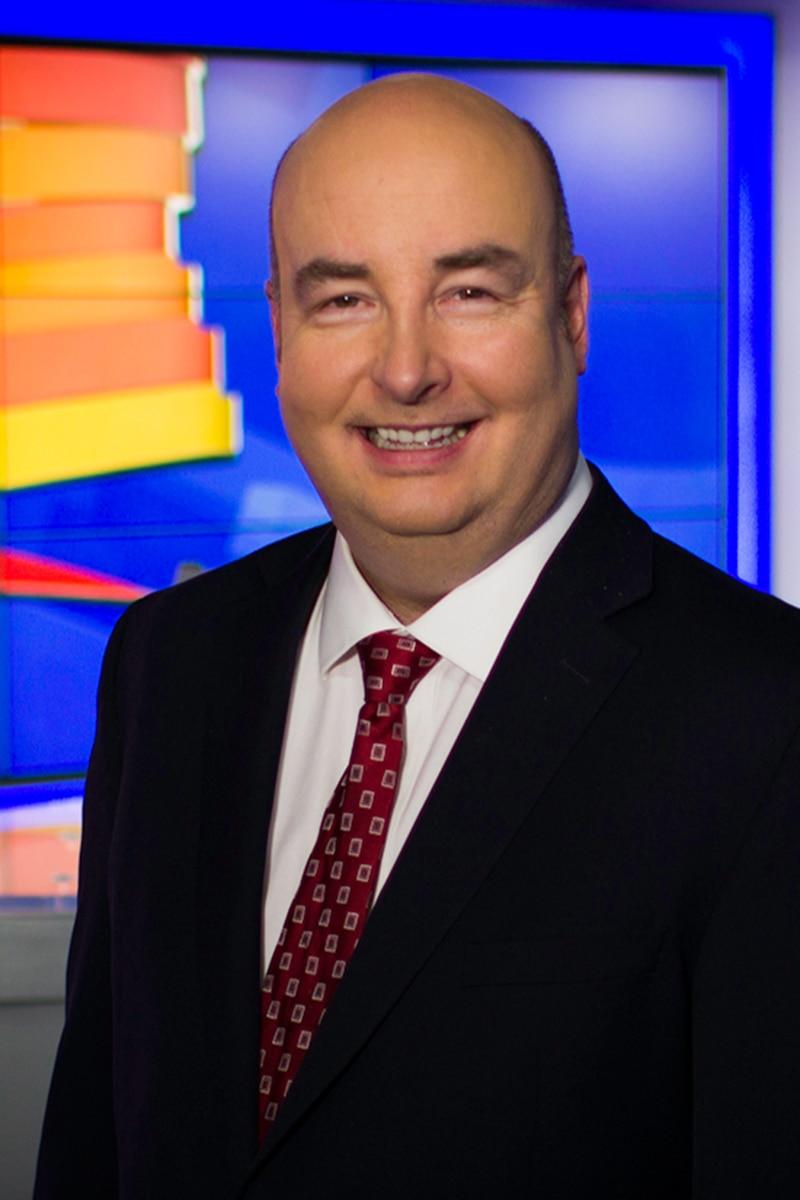 Headshot of Eric W Gardner, Morning and Noon Meteorologist