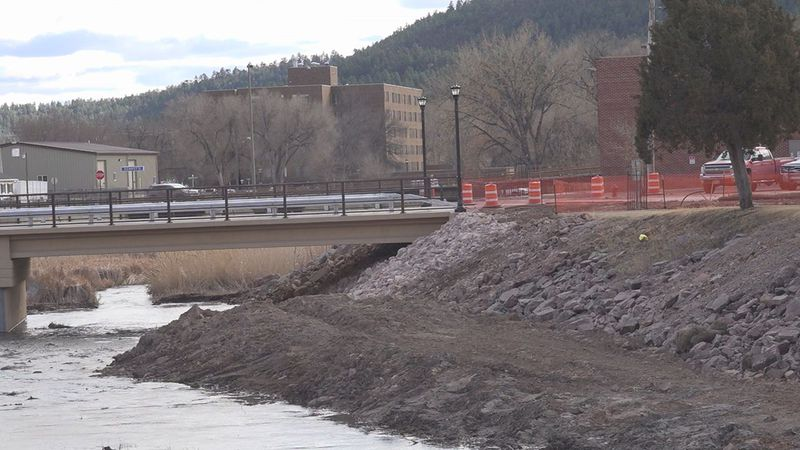 City officials say that cattails have dominated the river for some time, and have put together...