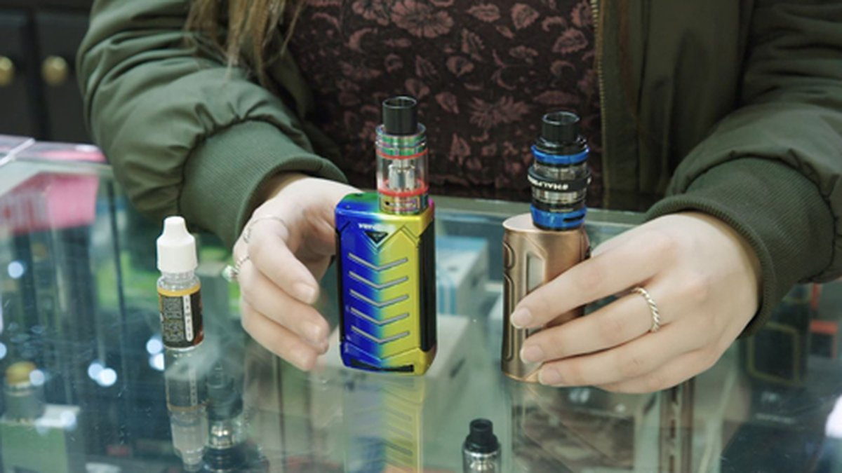 The CDC is now reporting 1,299 cases of vaping-related injuries and 26 deaths. (Source: CNN)
