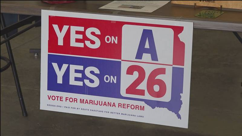 Amendment A was approved by South Dakota voters in last November's election.