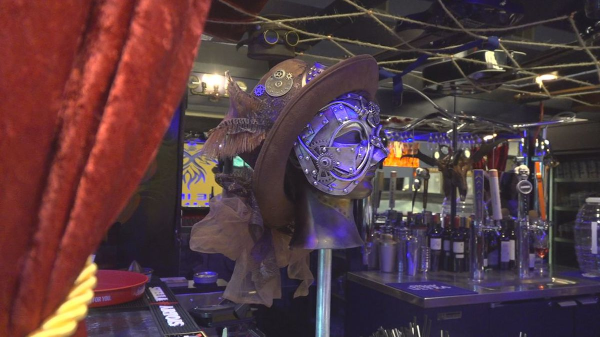 The Iron PHNX is a new bar and music venue in West Rapid City.