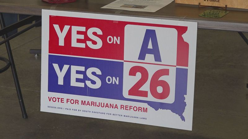 In less than 12 weeks, medical marijuana should be legal in South Dakota.