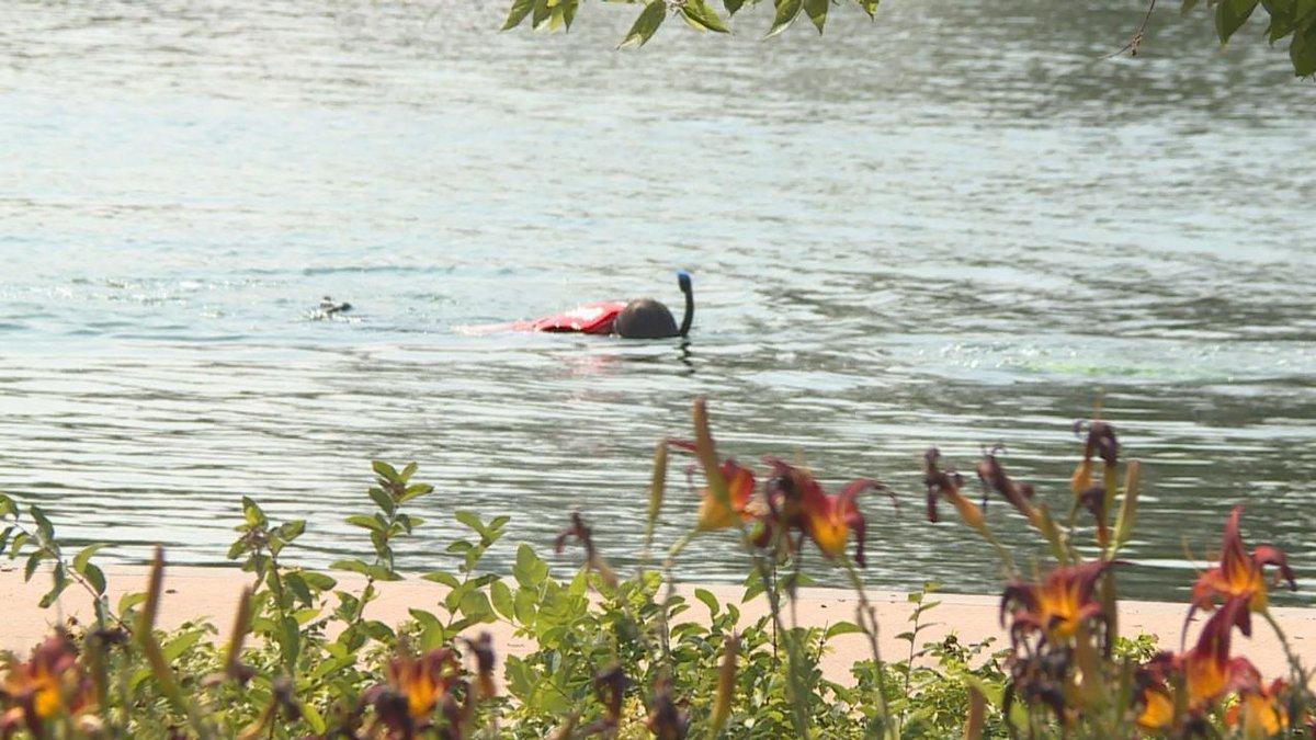 Memorial Park drowning