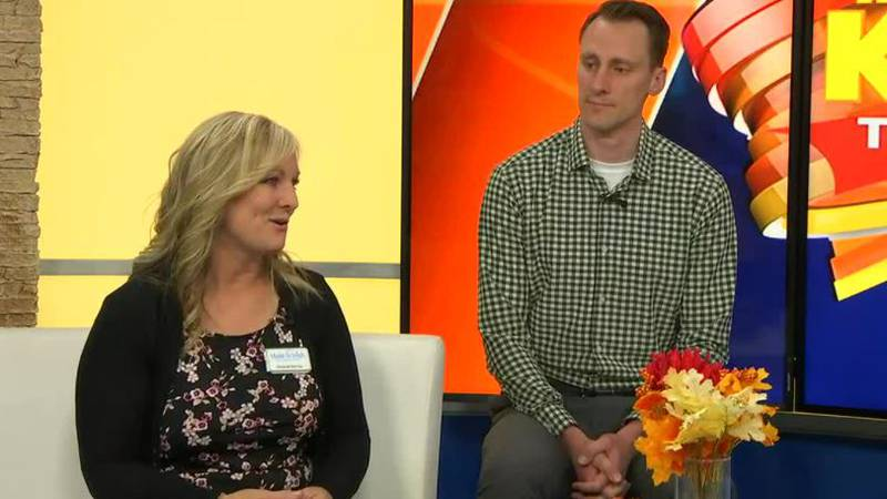 Local chiropractor kicks off his grand opening with a fundraiser for Make-A-Wish South Dakota...