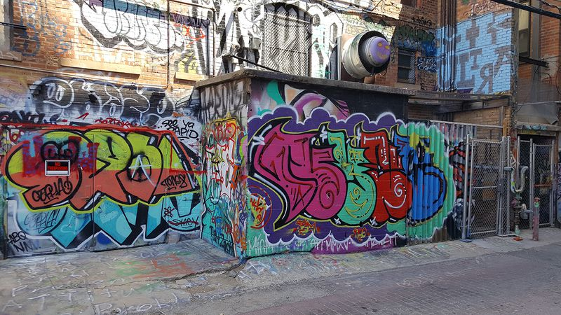Art Alley is now controlled by the Rapid City Arts Council, and requires artists to get...