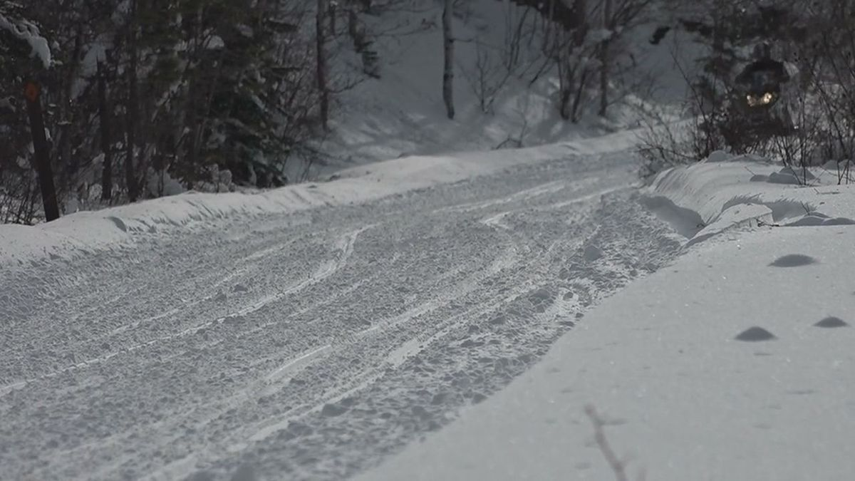 Snowmobile trails will be ready to go in just a few days. (KOTA)