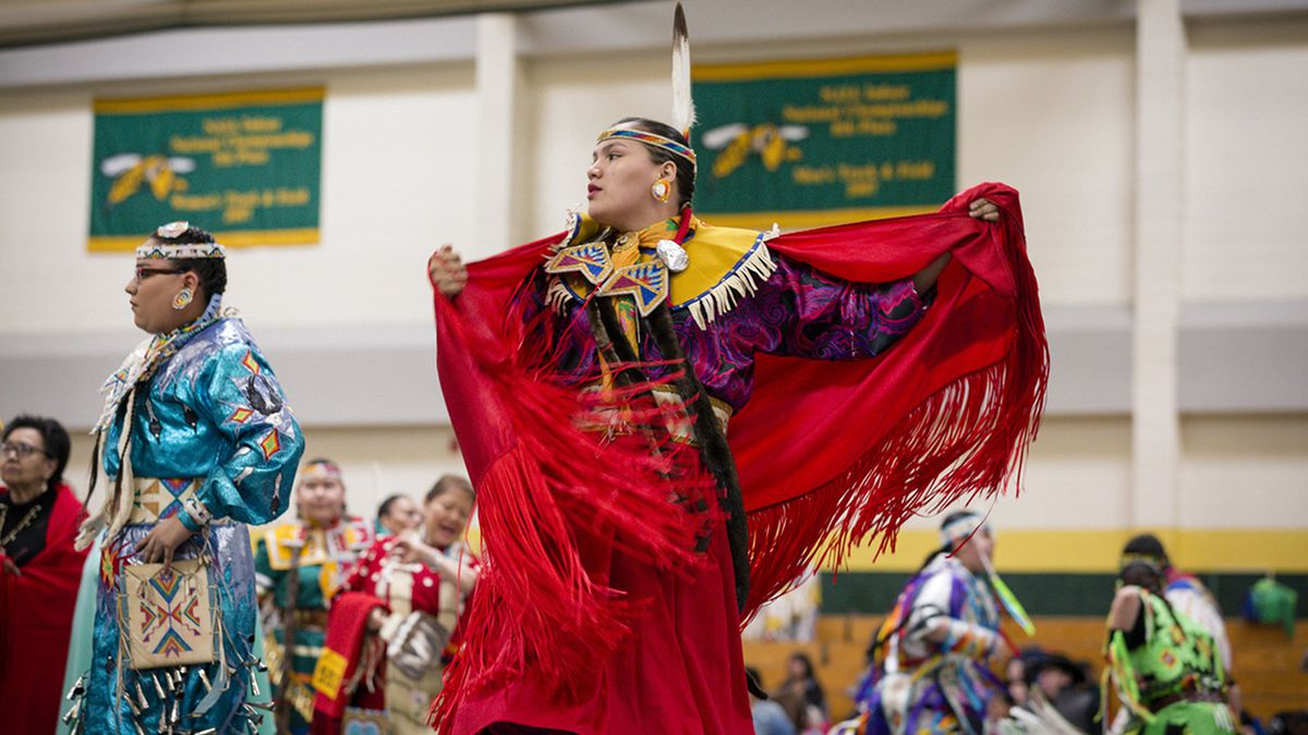 Black Hills State University was named one of the Top 200 Colleges for Indigenous Students by Winds of Change Magazine, published by the American Indian Science and Engineering Society. The major criteria for selection include a university's supportive Native community and statistics on degrees. (photo courtesy Black Hills State University)