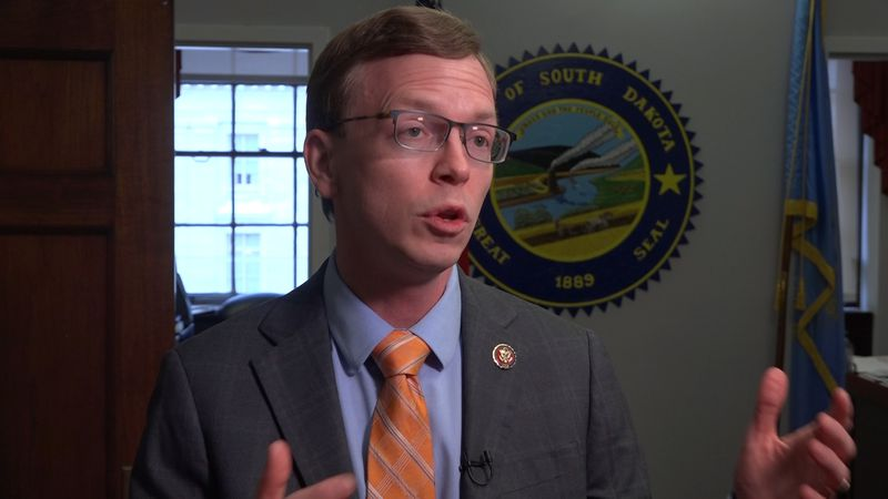 Rep. Dusty Johnson (R-SD) returned to D.C. on Tuesday. Southern Israel came under rocket attack...