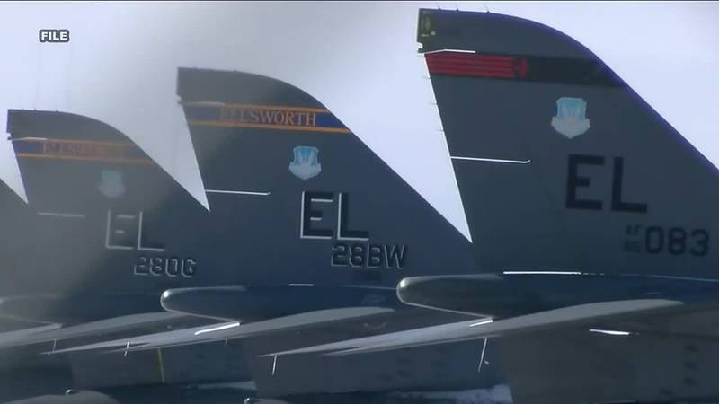 The delegation has long pushed for Ellsworth to become the official home of the B-21, which...