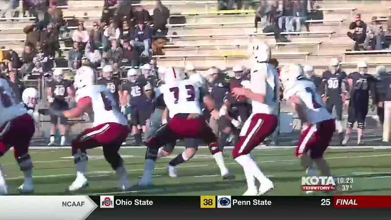 The Mines Hardrockers lost to the Chadron State Eagles 37 to 22. The Rapid City Rush had their...