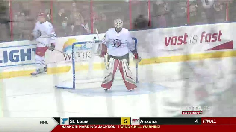 After being outscored 10 to 4 in the first two games of their series with the Oilers, the Rush...