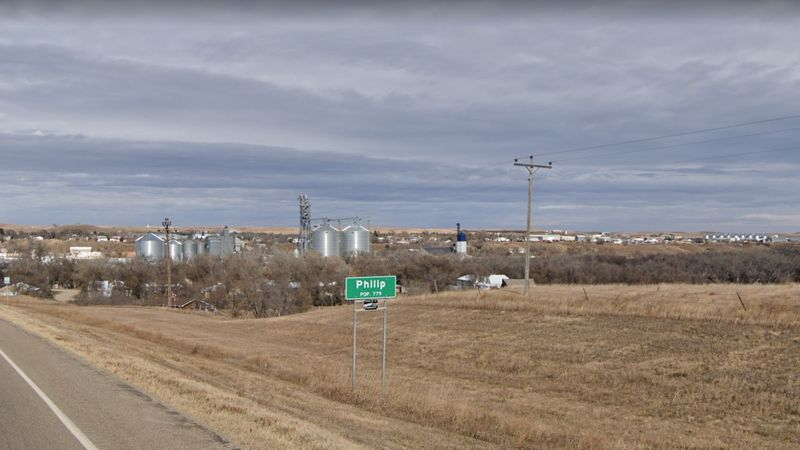 Business owners in Philip, South Dakota are feeling the impact just weeks after President Joe...