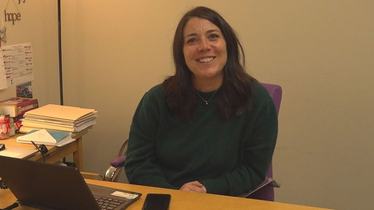 In a school year like no other, school nurses have been busy.  But for Laurie Rogers, school...