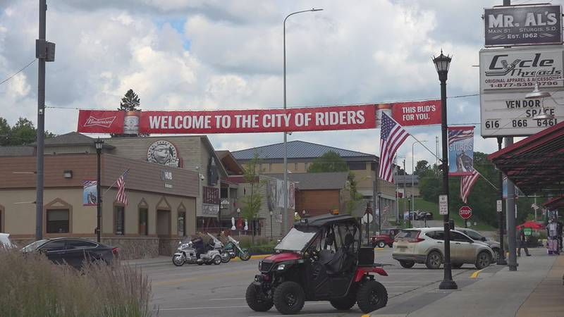 The Sturgis motorcycle rally is one of the biggest events in the Black Hills, and the city is...