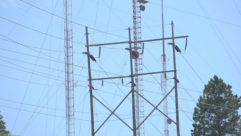 A 55-year-old transmission line in Rapid City is being replaced and this project could...