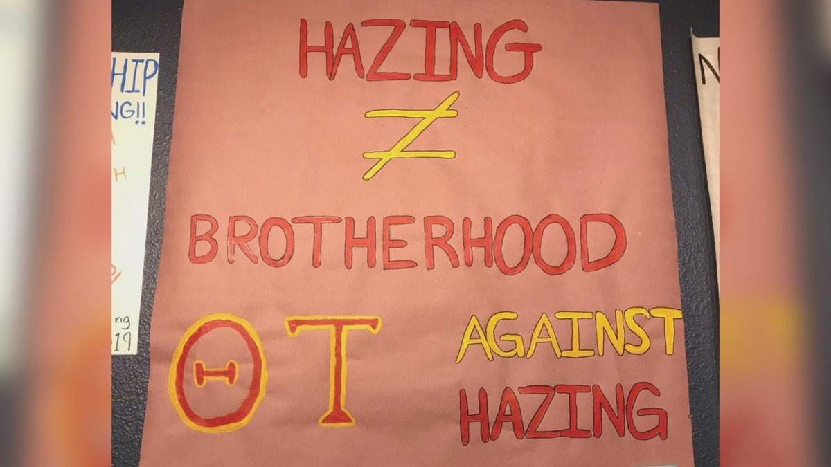 Fraternities, sororities, and other organizations at South Dakota School of Mines &...