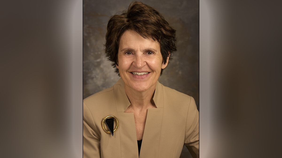 Laurie Nichols will be the temporary president of Black Hills State University while a permanent president is recruited. Nichols was recently president of the University of Wyoming. (photo courtesy BHSU)