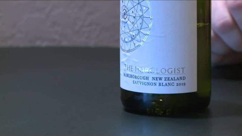 Eric's Wine Minute - The Horologist Sauvignon Blanc