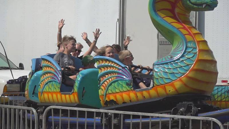 The Central States Fair wrapped up last night, closing what officials say was another great year.