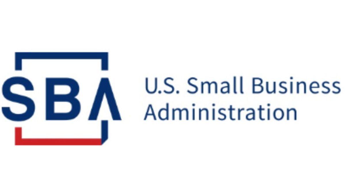 Small Business Administration (SBA)logo.