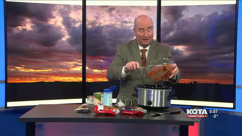 Cooking Beef with Eric - Meatballs with a Chocolate Tomato Sauce