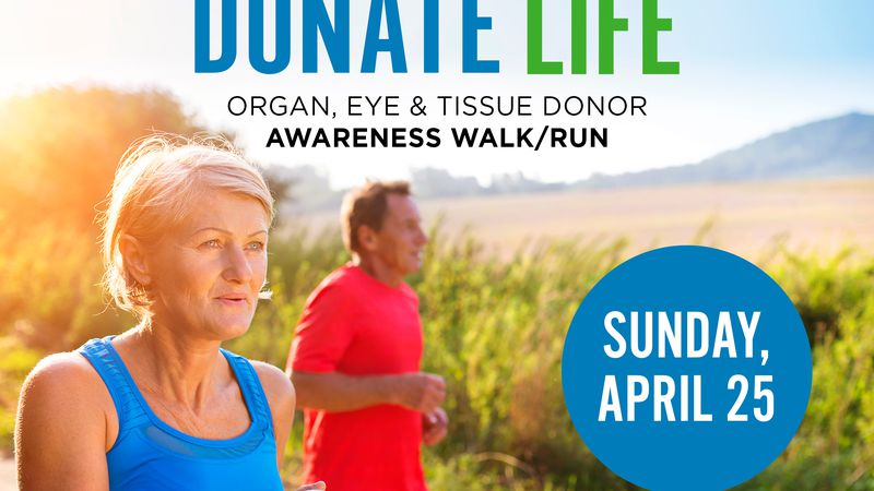 National donate a life month
