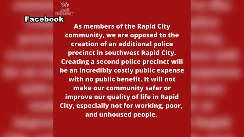 The Rapid City Police Department has been looking to expand because of the growing population...