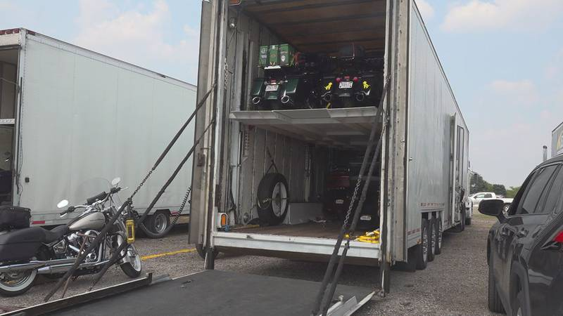 Several shipping companies, including East Coast Exotic Car Transporters out of Massachusetts,...