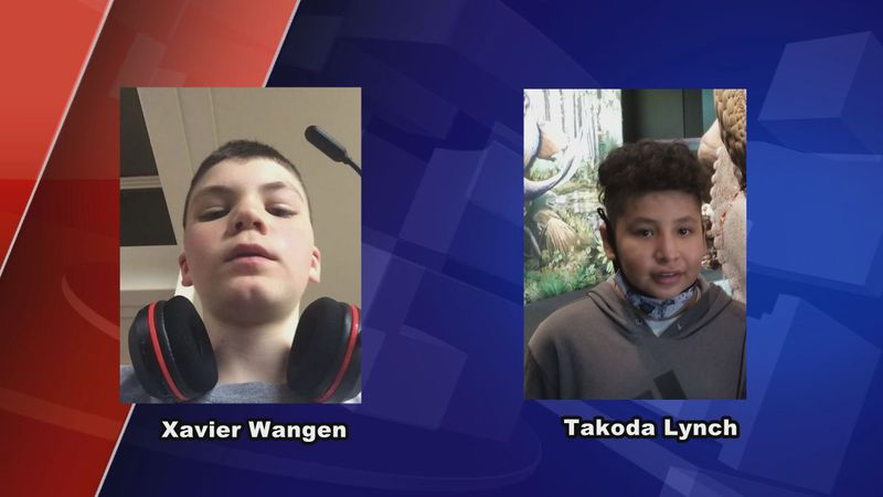 The Pennington County Sheriff's Office is looking for your help in finding two 12-year old boys...