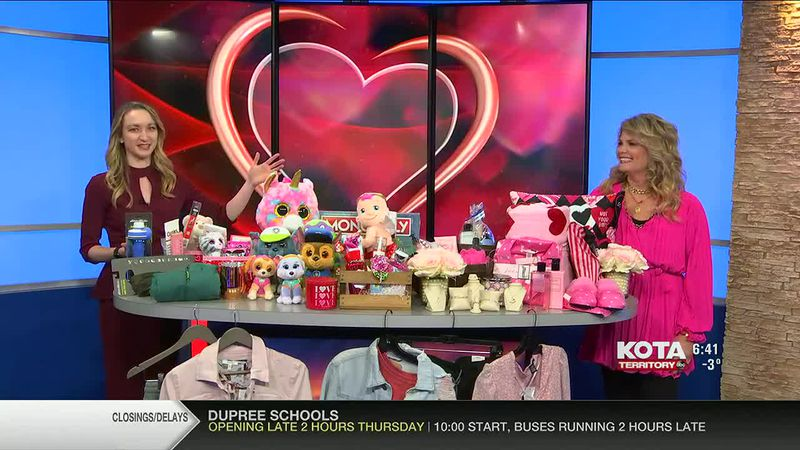 It's cold in the Black Hills but the Rushmore Mall in Rapid City has some gift ideas to warm...