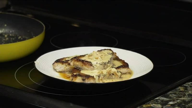 Cooking with Eric - Pork Chops au Poivre