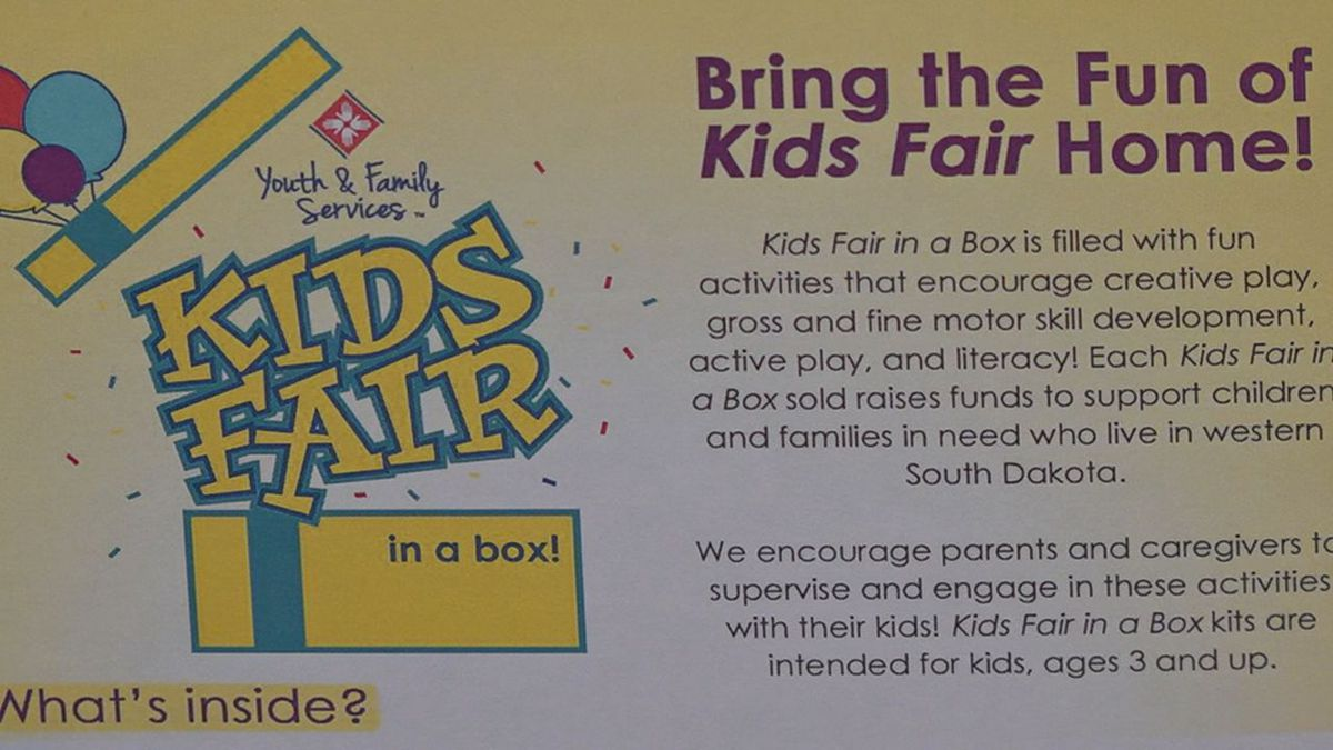 Kids Fair in a Box