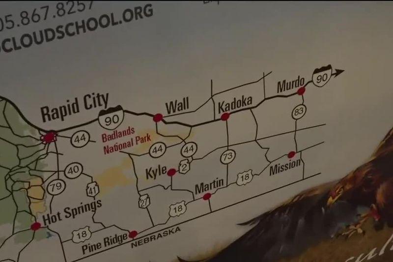 Oglala Lakota Living History Village, a new entry point into Lakota Country
