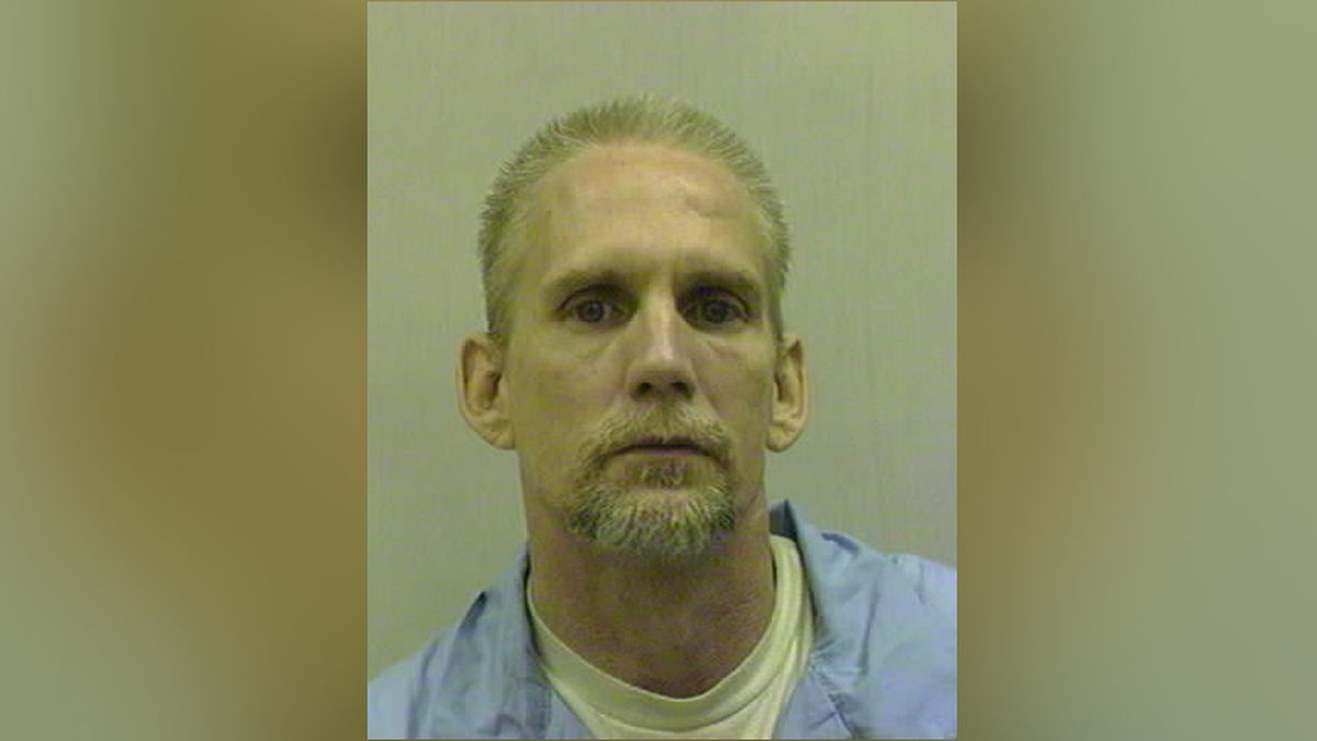 This 2000 photo from the Kansas Dept. of Corrections shows inmate Wesley Purkey, who is scheduled to be put to death Wednesday.