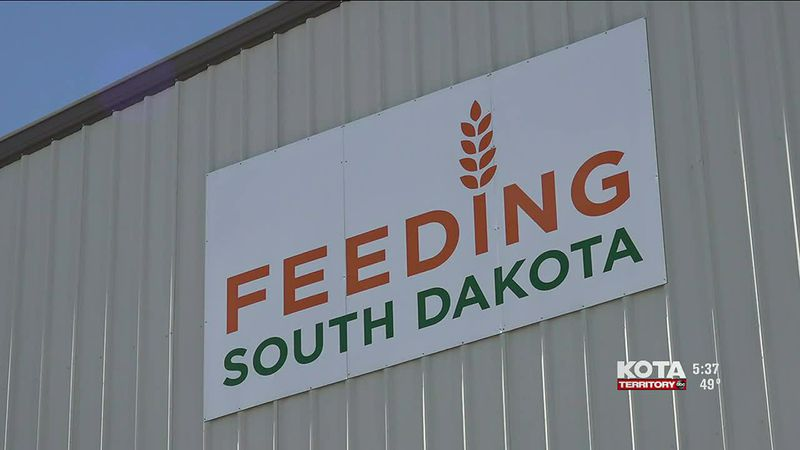 Feeding South Dakota sees record numbers in 2020