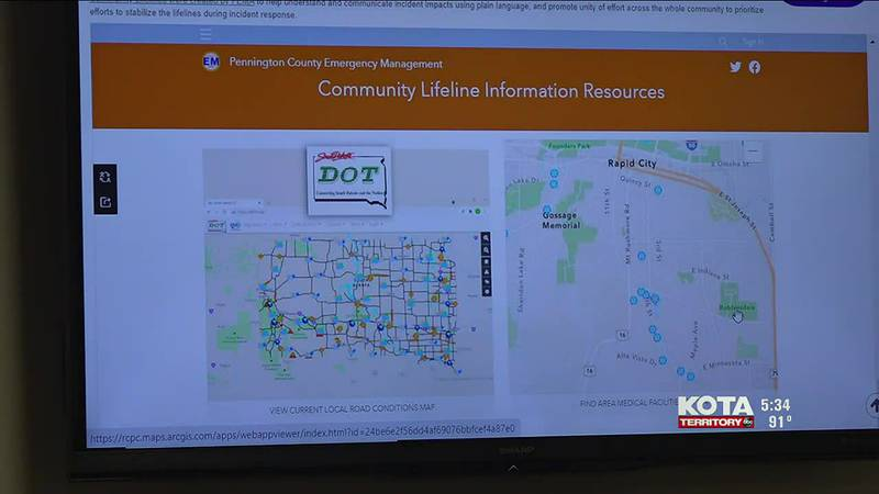 New public safety hub introduced for Pennington County