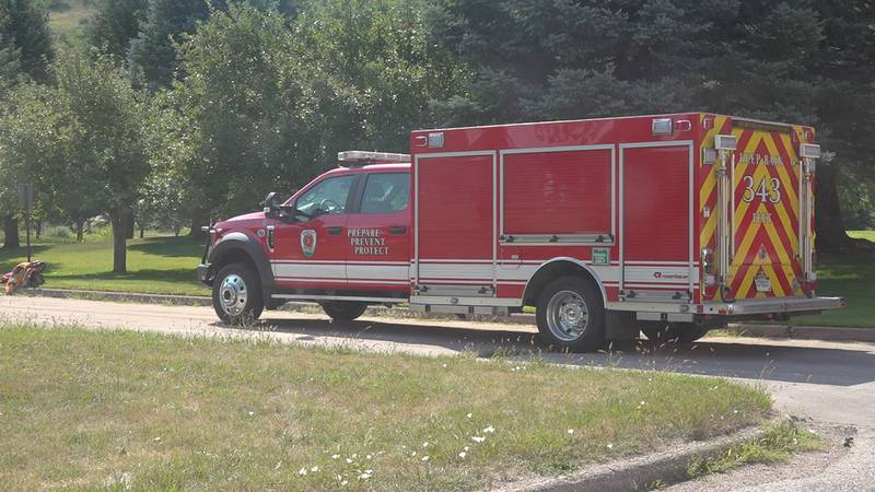 South Dakota Taskforce 1 is made up of firefighters from Aberdeen, Watertown, Sioux Falls, and...