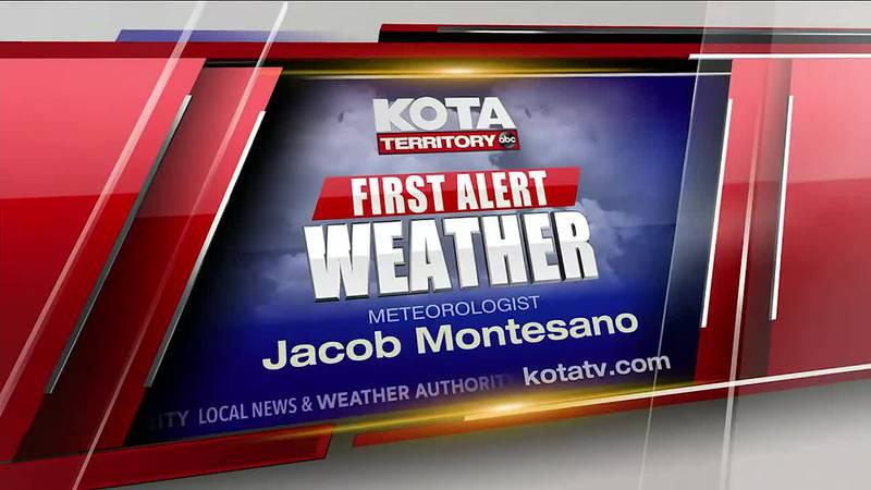 KOTA Territory Noon News - VOD - weather